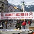 En Autriche comme en Grande Bretagne, l'euroscepticisme a le vent en poupe