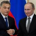 Viktor Orban et Vladimiir Poutine