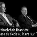 Philippe Béchade et Jérôme Cazes : schizophrénie financière, casse du siècle ou injure sur l'avenir ? (février 2016)