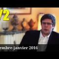Pierre-Yves Rougeyron – Le grand entretien de janvier 2016 (09 février 2016)