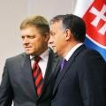 Viktor Orban et Roberto Fico