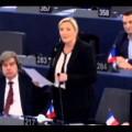 Parrlement européen : Marine Le Pen dénonce le chantage exercé par Erdogan sur l'UE (10 mars 2016)