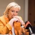 Marine Le Pen au Canada