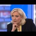 Marine Le Pen – Anne-Marie Dussault : la fameuse (et fumeuse) «déroute» médiatique de Marine Le Pen (24 mars 2016)