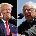 Trump et Sanders