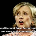 12 minutes de mensonges d'Hillary Clinton (juin 2016)
