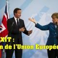 Boris Le Lay : «Brexit, de l'effondrement de l'Union Européenne à la débâcle de l'oligarchie» (24 juin 2016)