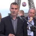 juin Discours de Sébastien Jallamion à la manifestation en hommage aux policiers tués à Magnanville (17 juin 2016)