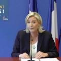 Résulttats du Brexit : conférence de presse de Marine Le Pen (24 juin 2016)