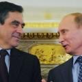 Fillon et son ami Poutine, qu'ils nous médisent..