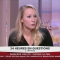 Primaires, Juppé et Fillon, Fillon et Juppé : Marion Maréchal-Le Pen épatante sur LCI (22 novembre 2016)