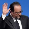Hollande quitte le navire dans la tempête
