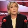 Marine le Pen au Grand Jury RTL