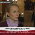 Attentat de Berlin, islamisme… Marion Maréchal Le Pen épatante face à la bienpensance journalistique (20 & 21 décembre 2016)