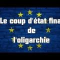 Election présidentielle 2017 : Le coup d'état final de l'oligarchie – La chronique de Boris Le Lay (02 décembre 2016)
