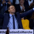 Emmanuel Macron, le candidat presque hégémonique de BFMTV