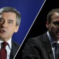 Fillon  et Macron