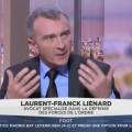 L'avocat Laurent-Franck Liénard choqué qu'Hollande rende visite à Théo et pas aux policiers brûlés  Viry Chatillon (21 février 2017)
