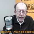 Le populisme et le clivage droite-gauche : un entretien avec Alain de Benoist (Radio Sputnik – 25 janvier 2017)