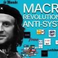 Macron, un candidat révolutionnaire et anti-système ? Non mais, quelle blague !