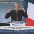 Meeting de Marine Le Pen à Perpignan (15 avril 2017)