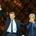 Macron, Président de la République..