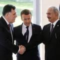 Macron et les frères ennemis libyens