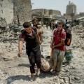 Mossoul détruite, dans un silence médiatique occidental de cathédrale..