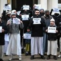 Une manifestation islamiste