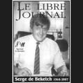 Serge de Beketch – Petite histoire iconoclaste de l'esclavage