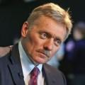 Dmitri Peskov, porte-parole de Vladimir Poutine