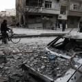 La Ghouta, victime du combat entre l'armée syrienne et les groupes djihadistes...