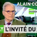 Affaire Skripal : «Les pays occidentaux sont au service de la stratégie américaine» dénonce le colonel Alain Corvez (RT France – 27 mars 2018)