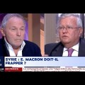 Syrie : Caroline Galactéros et Jacques Myard face à deux va-t-en-guerre hystériques chez Pujadas (LCI – 10 avril 2018)