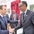 Macron a les yeux de Chimène pour le Rwanda de Paul Kagamé