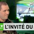 Gilets Jaunes : « Cette réponse sécuritaire, je ne l'avais jamais vue en 20 ans » – Michel Thooris (RT France – 10 janvier 2019)